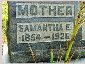 Samantha E. Smith