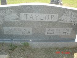 Samuel Alexander Taylor