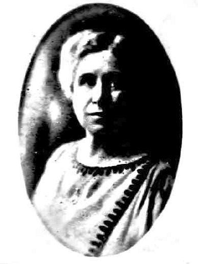 Winifred (Winnie) Antoinette Short