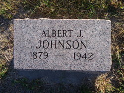Albert James Johnson