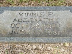 Minnie Pearl Blanton