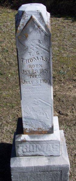 T S Thomas