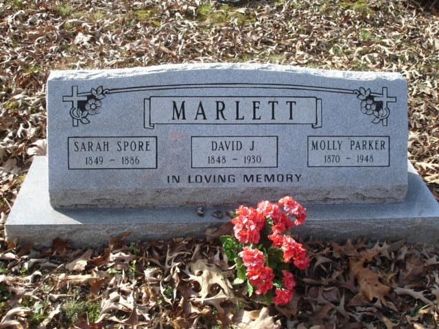 """Mary E. """"Molly"""" Parker"""