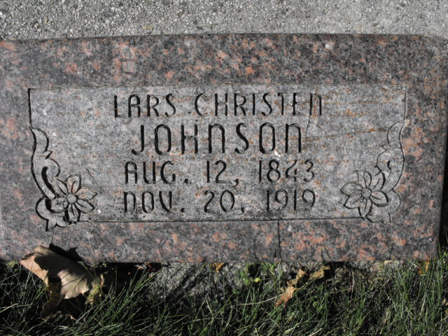 Lars Christian Johnson