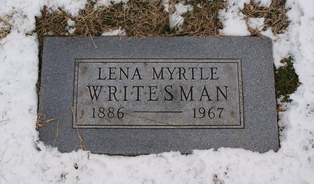 Lena Myrtle Crook
