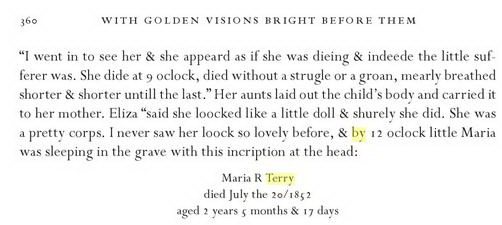 Maria R Terry