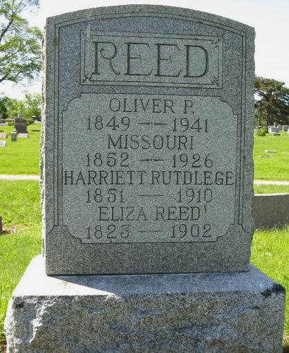 Harriet Reed