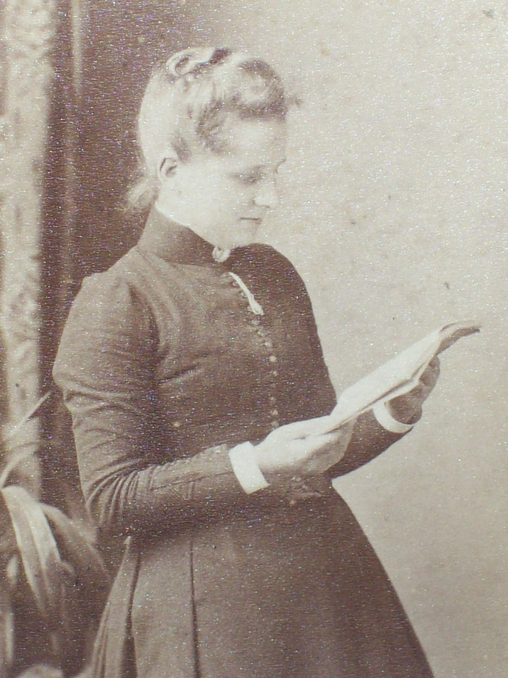 Mary Maria (Ria) Attfield
