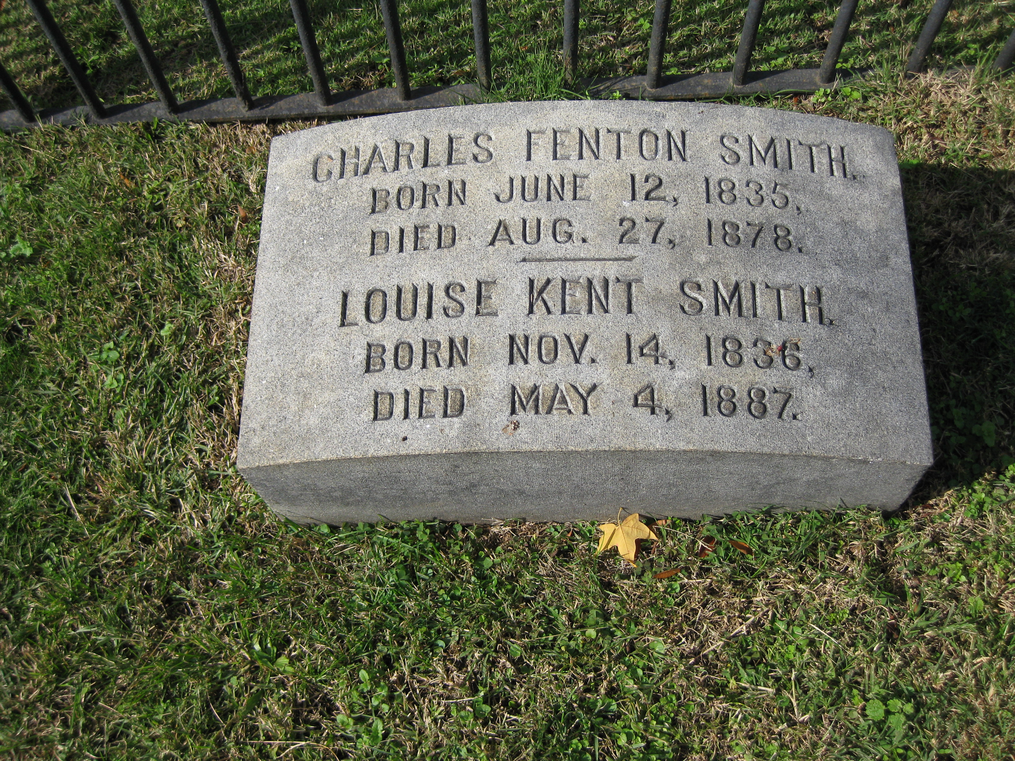Louise Maud Kent Smith