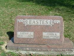Sarah Jane Maynard, Eastes