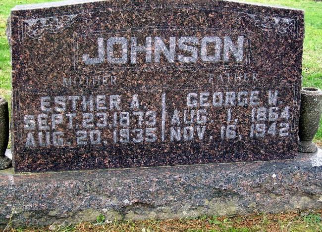 George Washington Johnson