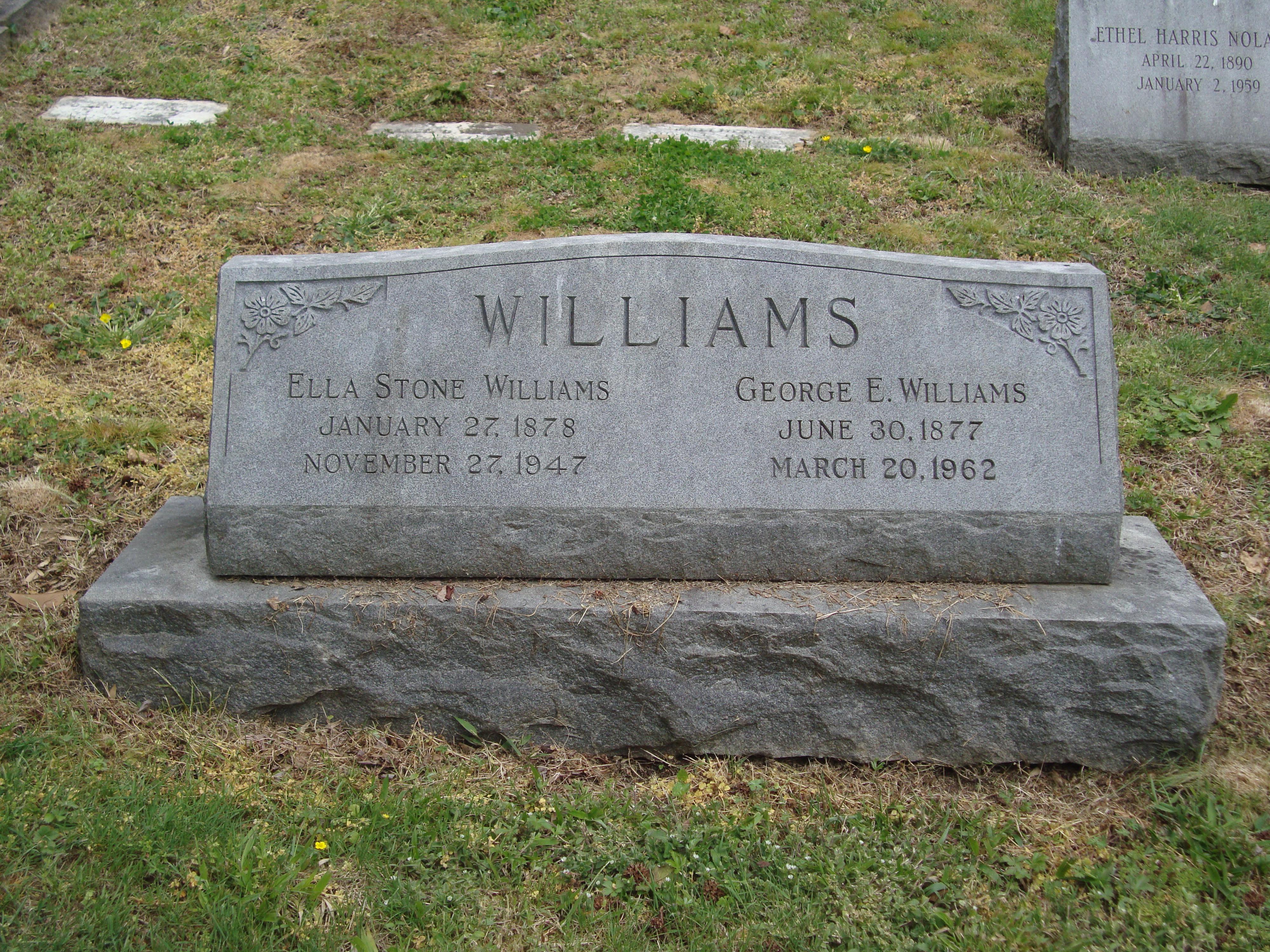 Ella B. Williams