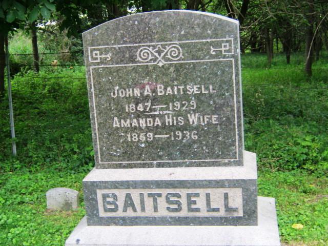 John A Baitsell