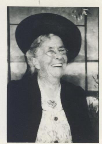Belle Zora Elizabeth Smith