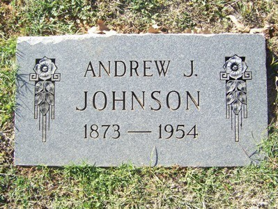 Andrew J.) Johnson