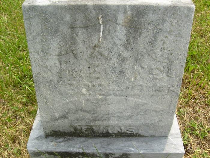William E Evans