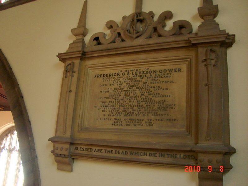Frederick George Sutherland -Leveson - Gower