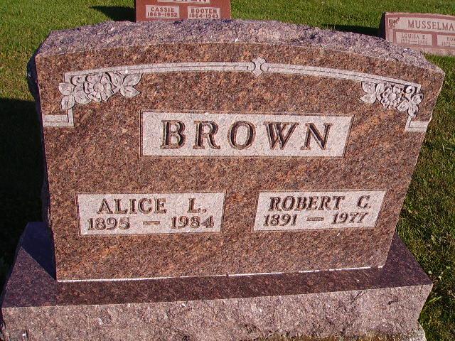 Robert Clinton Brown