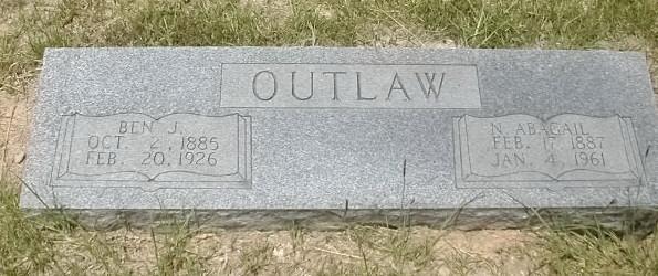 Benjamin Joe Outlaw