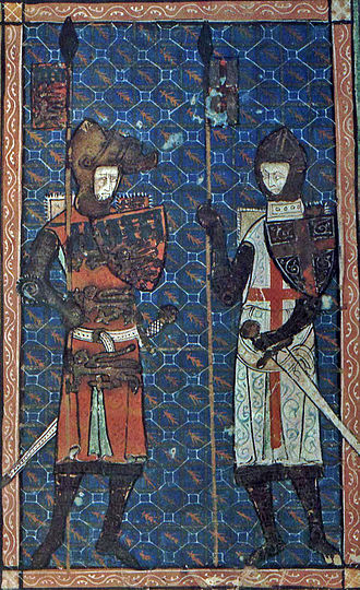 """Edmund Crouchback """"crossed-back-refers to his participation in the 9th crusade"""" Plantagenet of Winchester"""