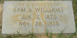 Samual A. Williams
