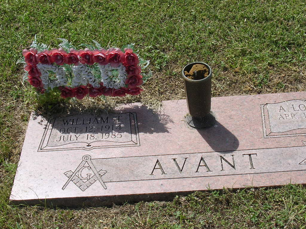 William Robert Avant
