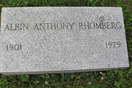 Albin Anthony Rhomberg