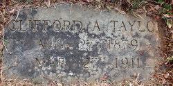 Clifford A Taylor