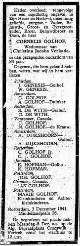 Cornelis Golhof