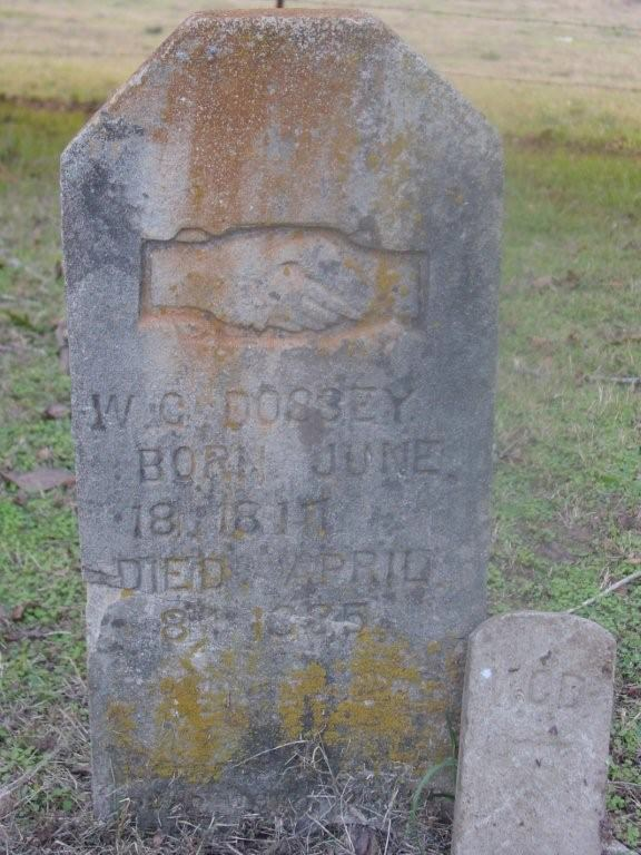 William Greenberrry Dossey