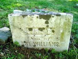 John B Williams