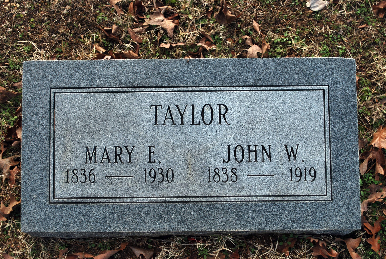 John W Taylor
