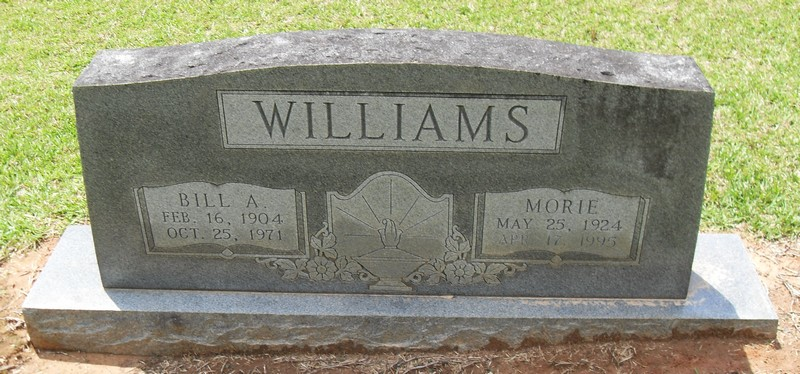 Bill A. 'Billie' Williams