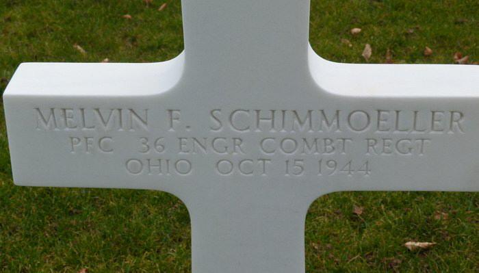 Melvin F. Schimmoeller