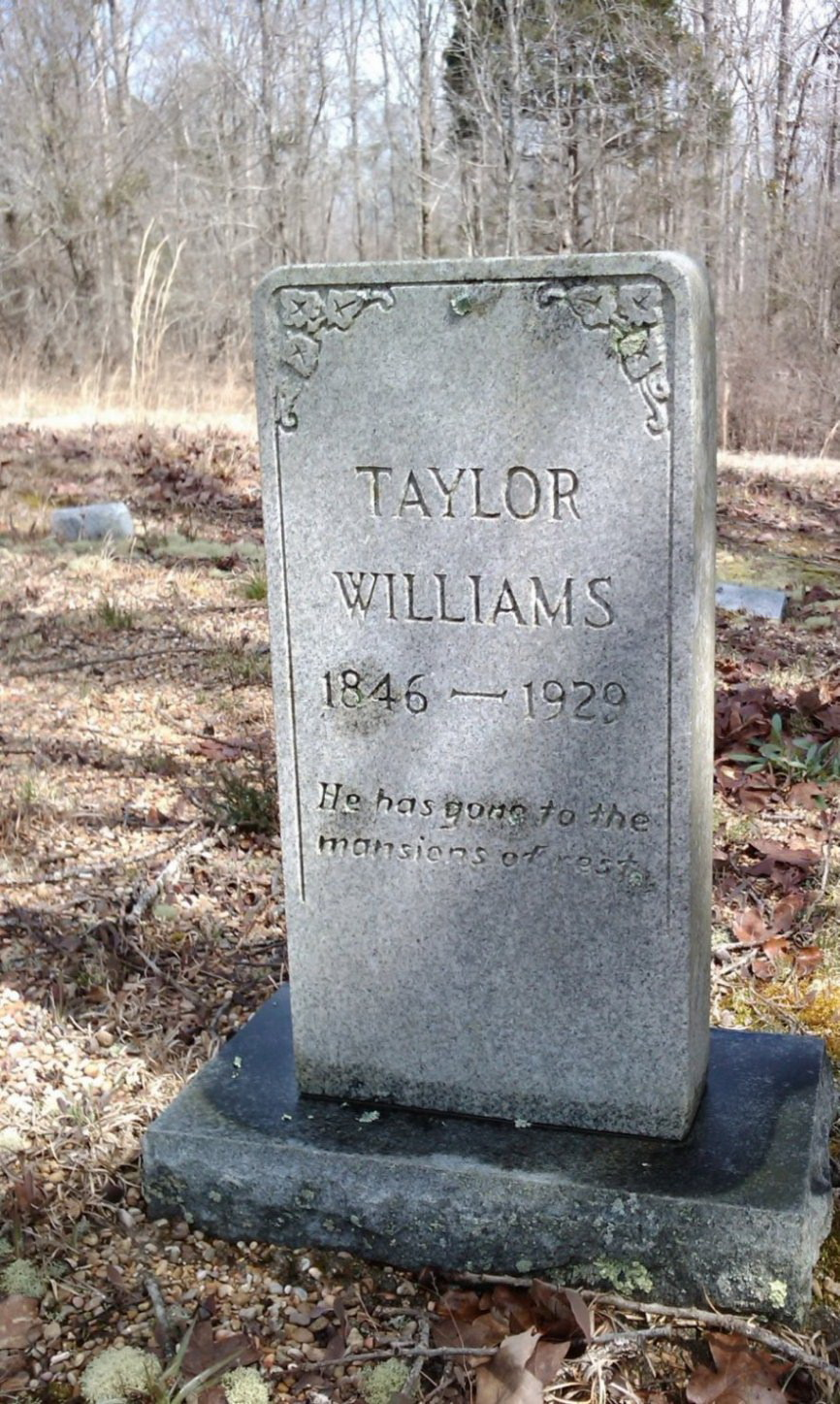 Zachary TAYLOR Williams