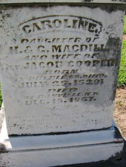 Caroline MacDill