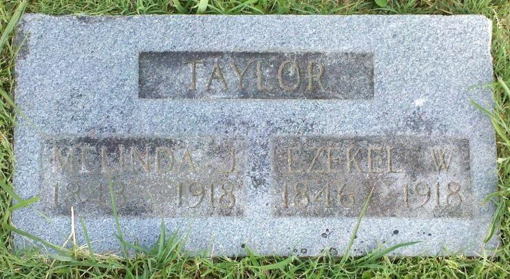 Ezekel Watson Taylor
