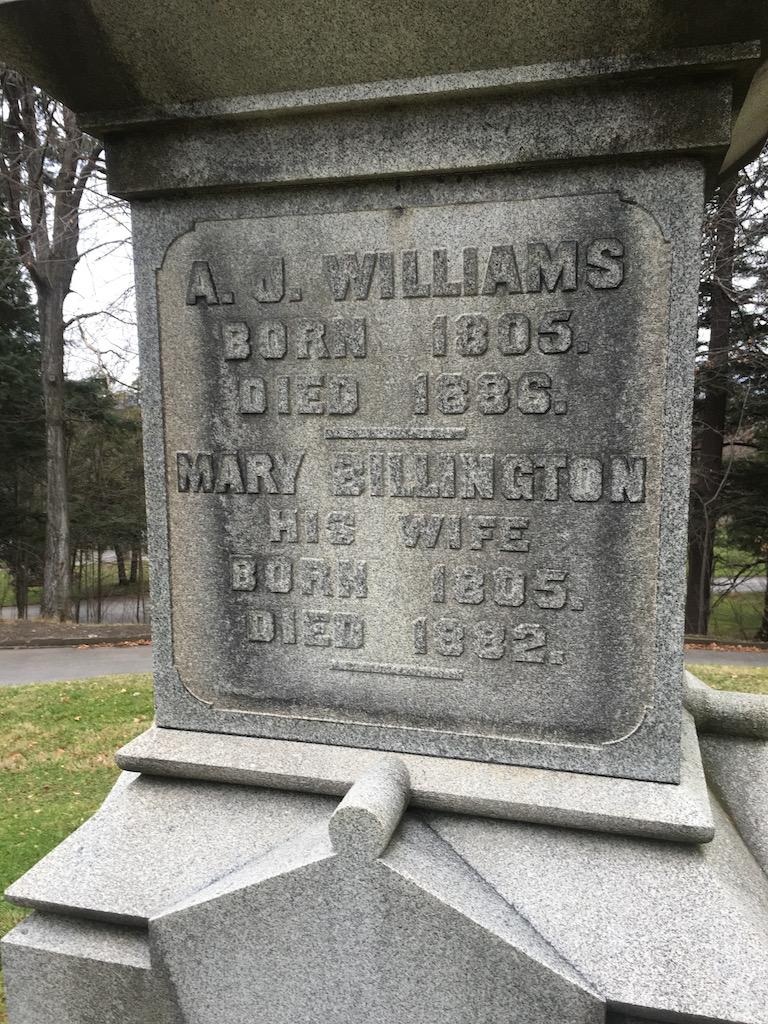 Abijah Jewell Williams