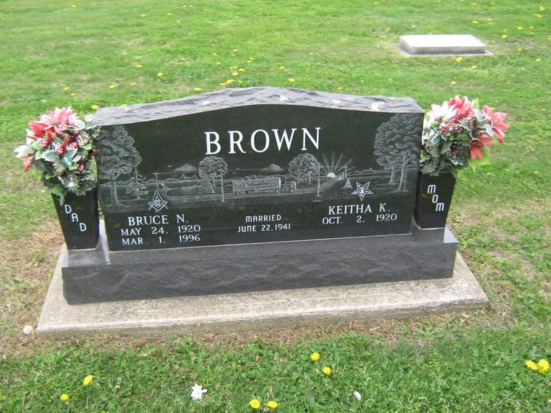Bruce Norman Brown