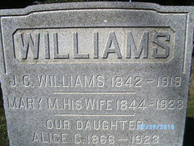 John C Williams