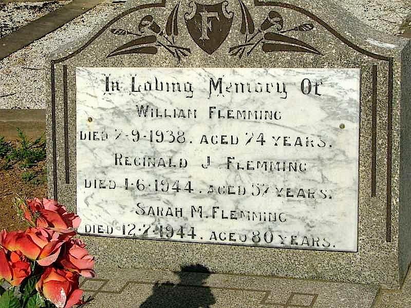 Reginald James Flemming