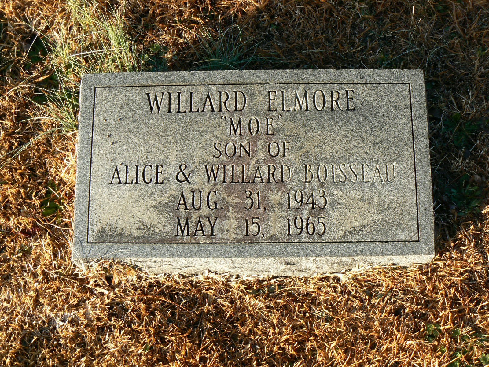 Willard Boisseau