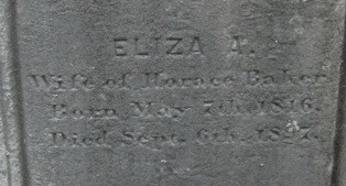 Eliza A Bailey