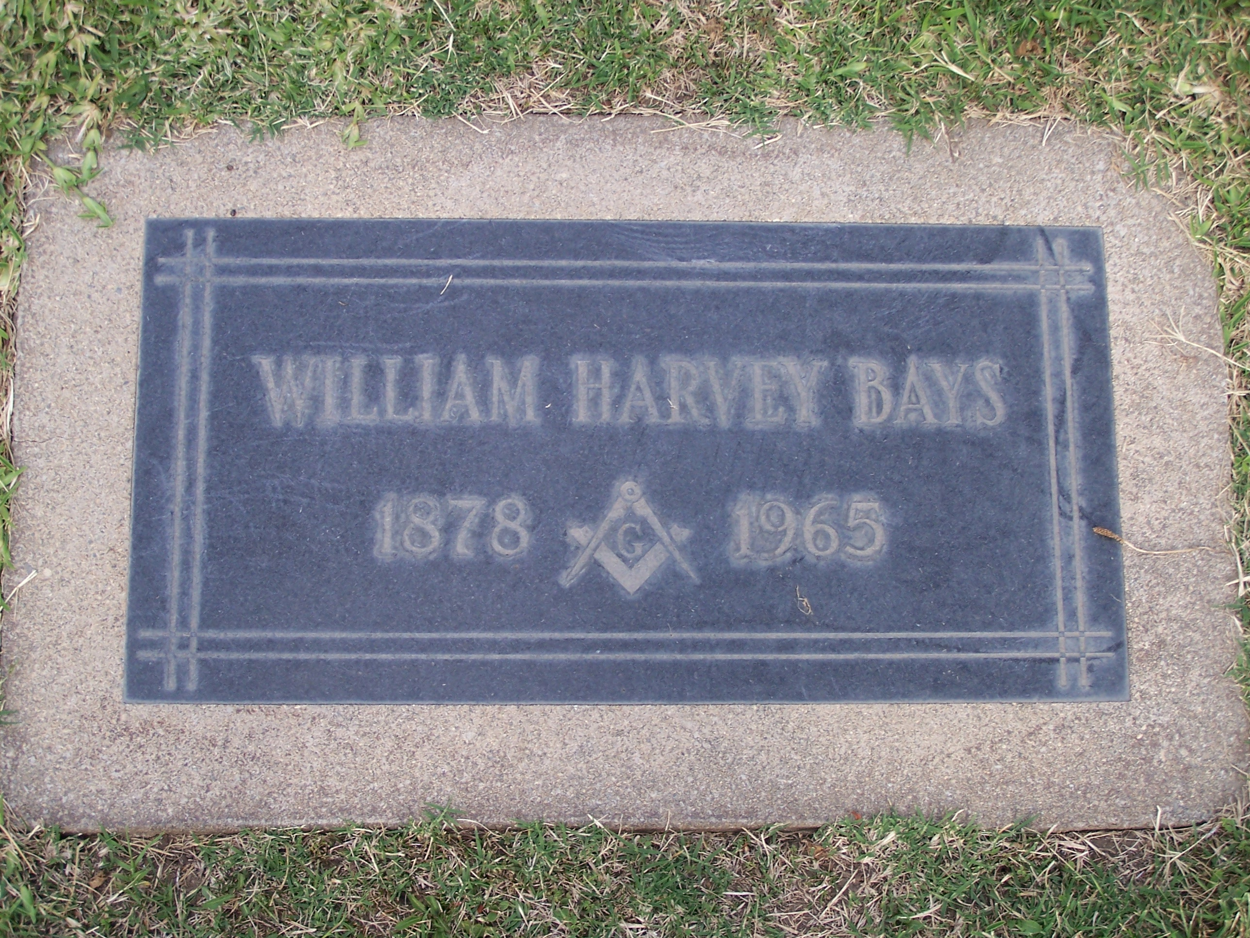 William Harvey Bays