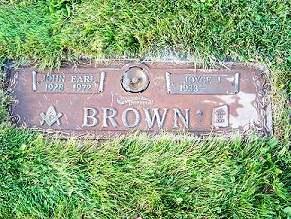 John Earl Brown