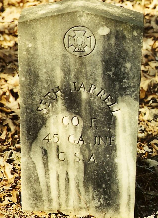 Seth T Fitz Jarrell