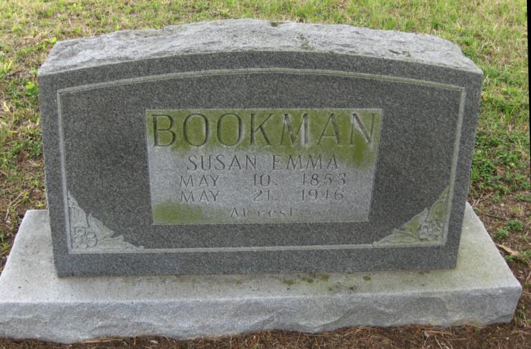 Susan Ellen 'Emma' Blount