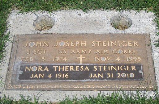 Nora Theresa Steiniger