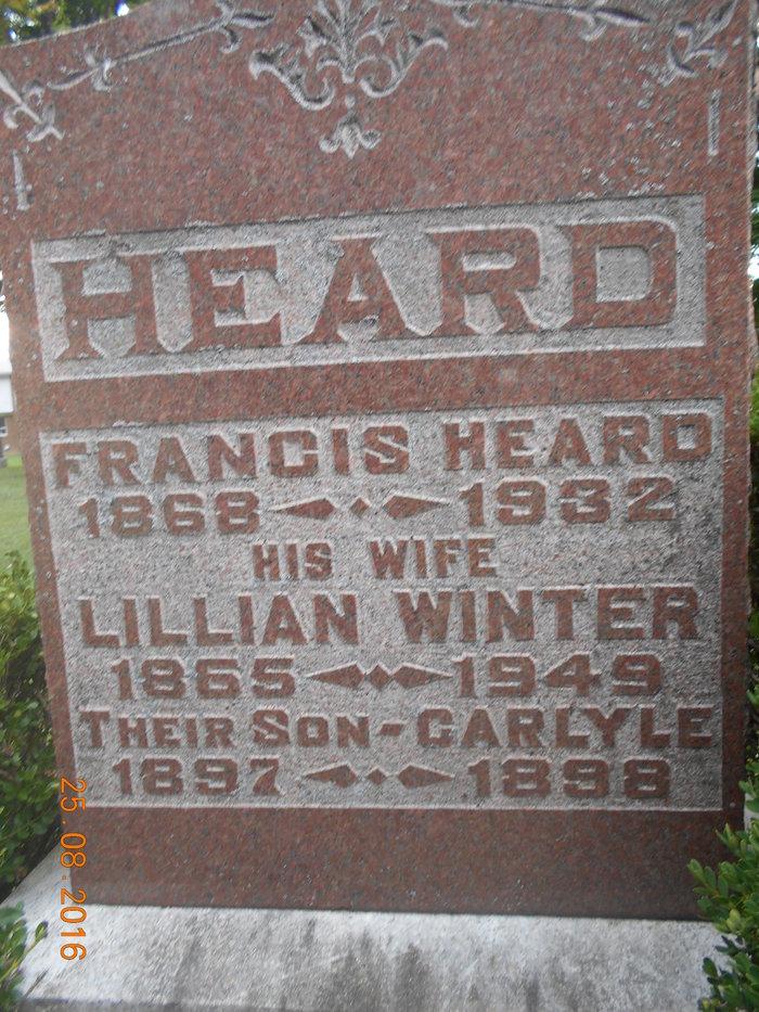 Francis Heard