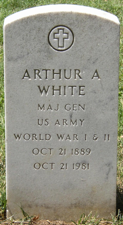 Arthur Arnim White
